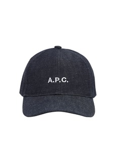 A.P.C. Casquette Charlie Baseball Hat
