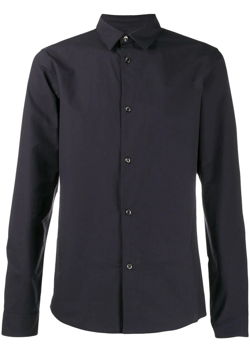 A.P.C. casual slim fit shirt