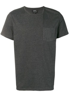 A.P.C. chest pocket T-shirt