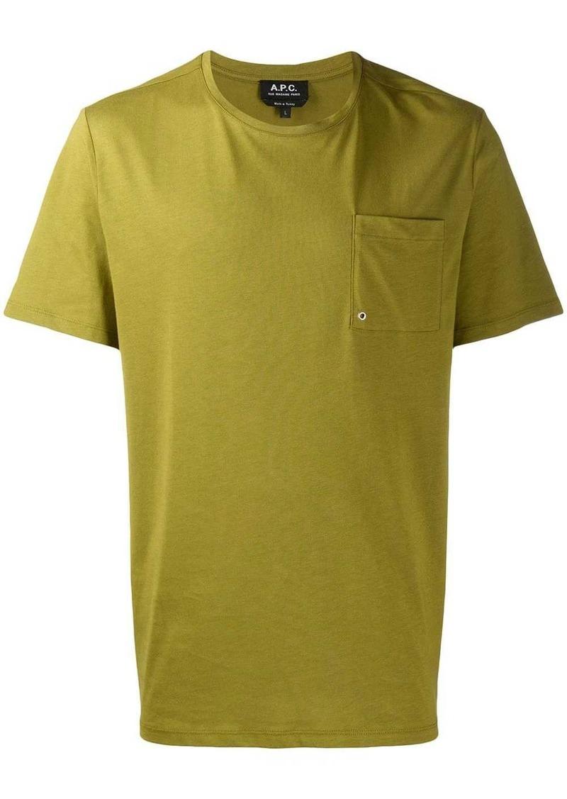 A.P.C. classic T-shirt