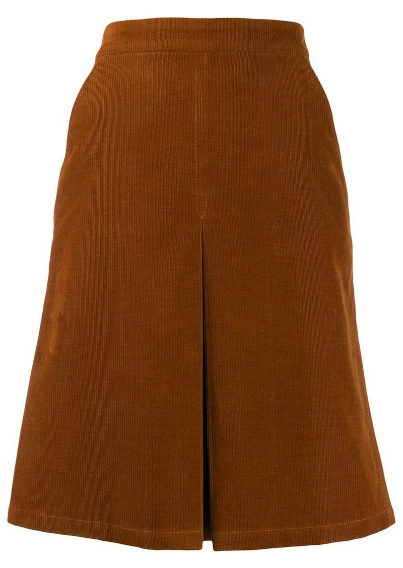 A.P.C. Coco A-line skirt
