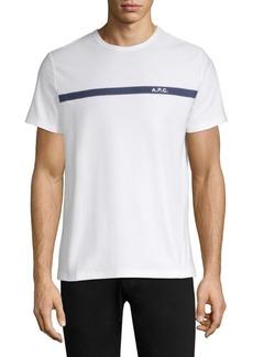 A.P.C. Cotton T-Shirt