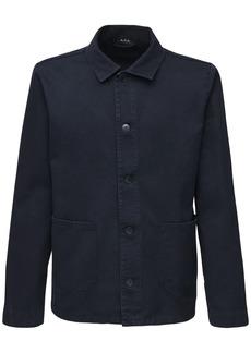 A.P.C. Cotton Work Jacket
