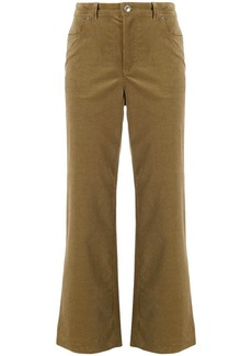 A.P.C. cropped corduroy trousers