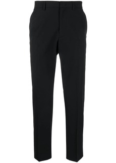 A.P.C. cropped straight leg trousers