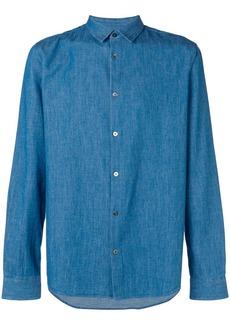 A.P.C. denim button shirt