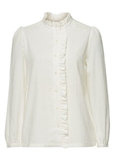A.P.C. Dunst Cotton Blouse
