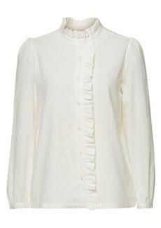 A.P.C. Dunst Cotton Blouse