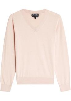 A.P.C. Edina Cotton Pullover