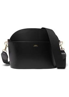 A.P.C. Gaby Leather Shoulder Bag