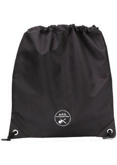 A.P.C. Guitare Poignard Swim shoulder bag