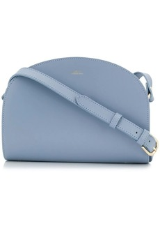 A.P.C. half-moon shoulder bag