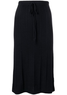 A.P.C. high waisted pencil skirt
