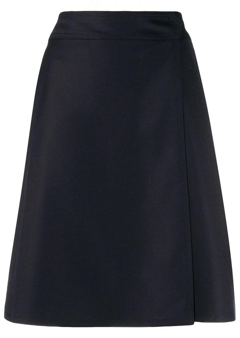 A.P.C. high waisted skirt