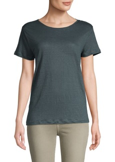 A.P.C. Honolulu Linen T-Shirt