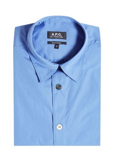 A.P.C. Jensen Cotton Shirt