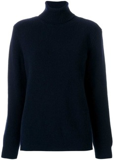 A.P.C. knitted roll-neck sweater