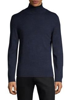 A.P.C. Logan Turtleneck Merino Wool Sweater