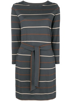 A.P.C. long sleeved jersey dress