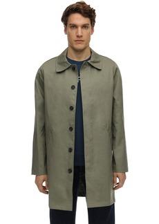 A.P.C. Mac Martin Cotton Coat
