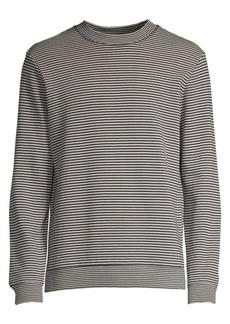 A.P.C. Malo Striped Pullover