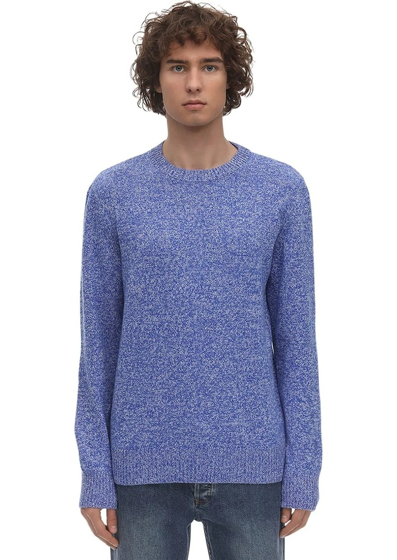 A.P.C. Marcus Wool Knit Sweater
