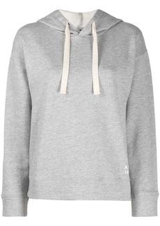 A.P.C. Maurice rib-trimmed hoodie