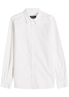 A.P.C. Mireille Cotton Shirt