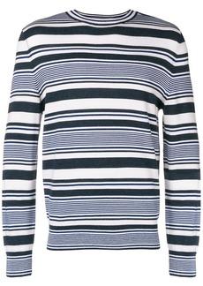 A.P.C. multi-stripe sweater