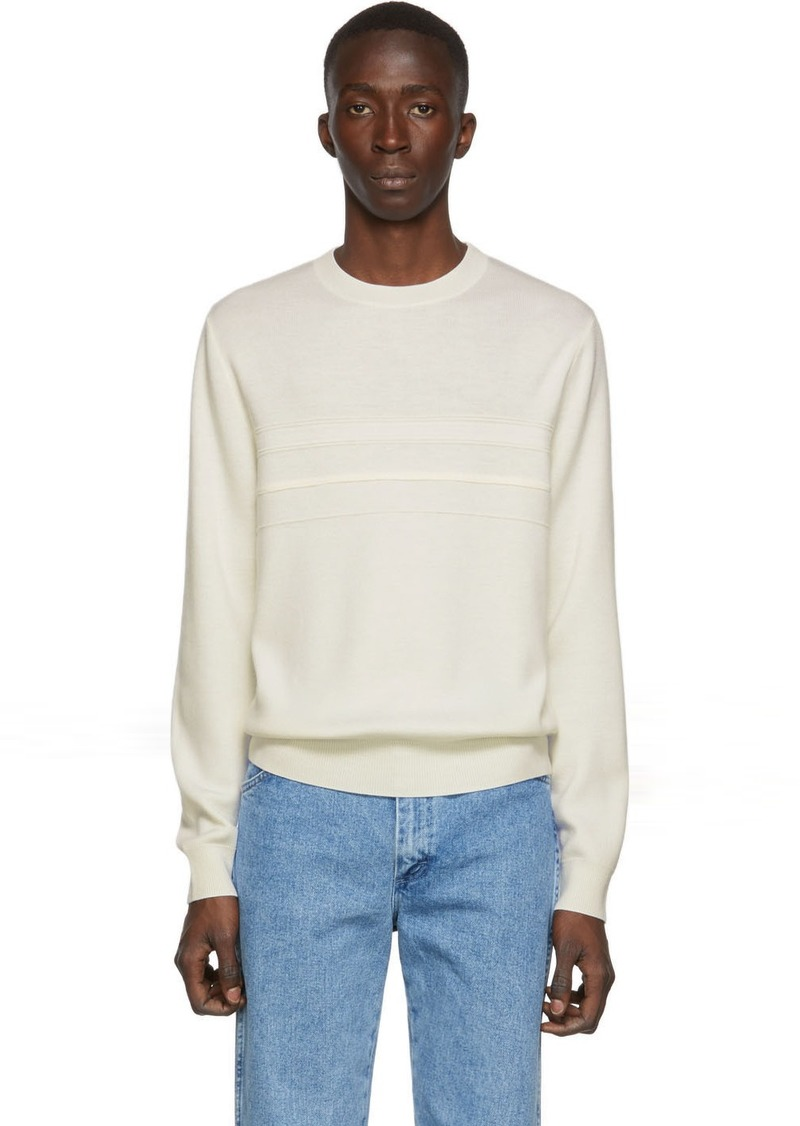 A.P.C. Off-White Swilly Sweater