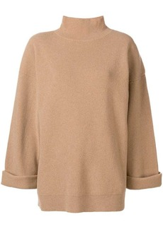 A.P.C. oversized turtleneck jumper