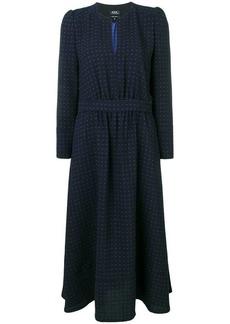 A.P.C. patterned dress