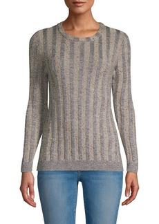 A.P.C. Paulette Marled Crew Sweater