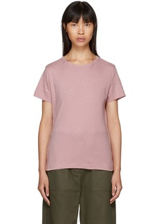 A.P.C. Pink Daniela T-Shirt