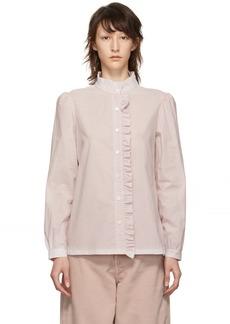 A.P.C. Pink Dunst Shirt