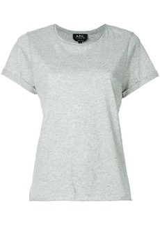 A.P.C. plain T-shirt