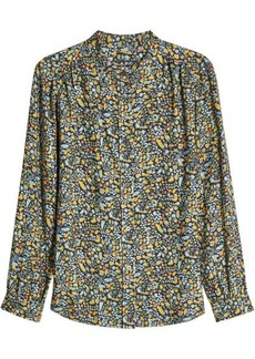 A.P.C. Printed Blouse