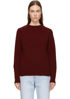 A.P.C. Red Markus Sweater