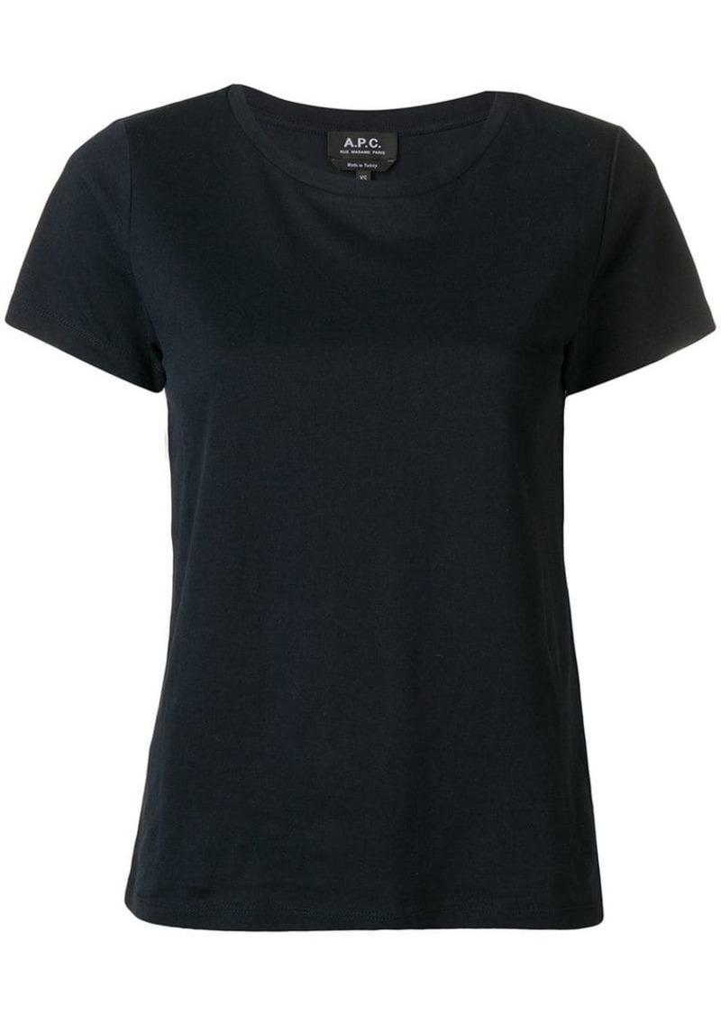 A.P.C. regular T-shirt
