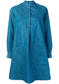 A.P.C. Robe Smocking dress