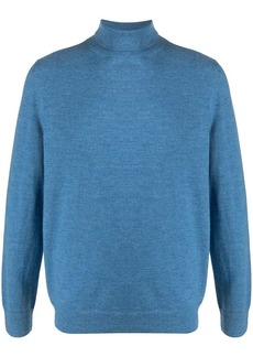 A.P.C. roll neck jumper