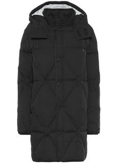 A.P.C. Seb cotton-blend down coat