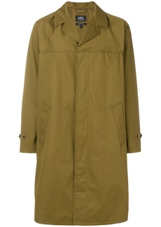 A.P.C. straight fit jacket
