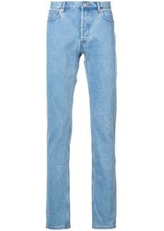 A.P.C. straight leg jeans