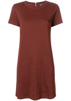 A.P.C. T-shirt mini dress