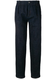A.P.C. tapered trousers