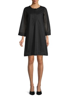 A.P.C. Textured Shift Dress