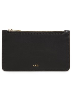 A.P.C. Willow Leather Card Holder