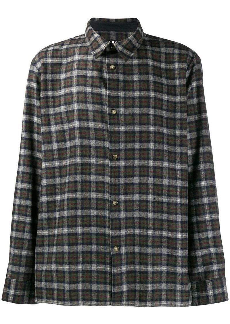 A.P.C. Woak shirt
