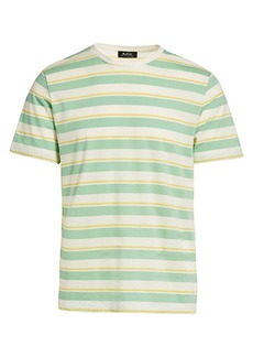 A.P.C. Yves Stripe T-Shirt